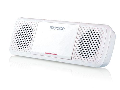 白菜党:microlab 麦博 MD200 便携多媒体音箱