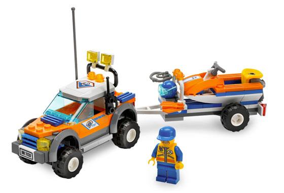 是乐高玩具最经典的产品线之一;在轻松有趣的游戏过程中,小朋友能够