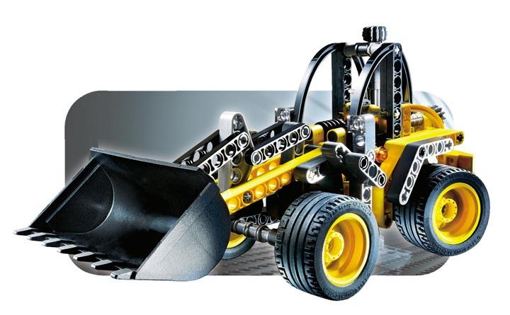 乐高机械组拥有30多年的历史,是乐高玩具旗下一条长盛不衰的产品线
