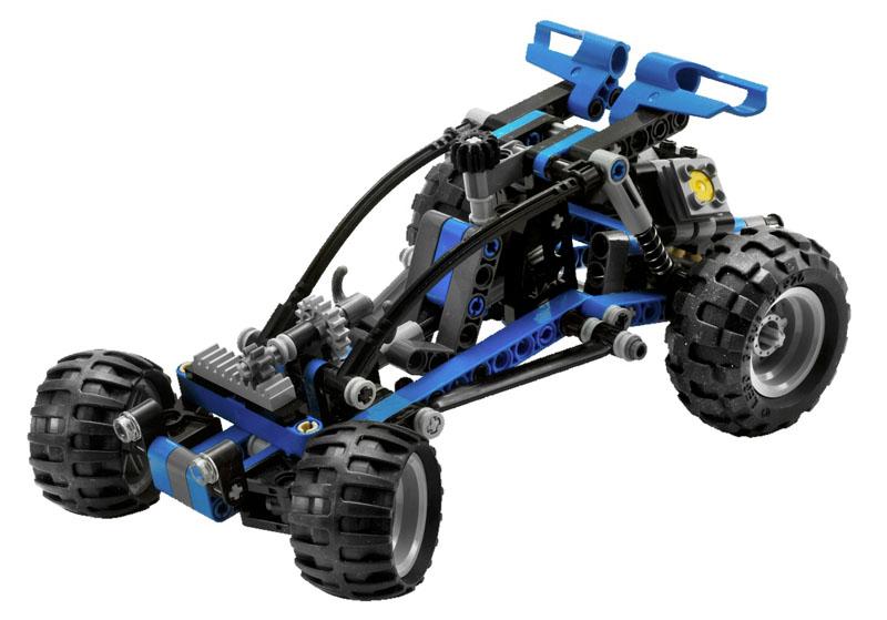 乐高机械组拥有30多年的历史,是乐高玩具旗下一条长盛不衰的产品