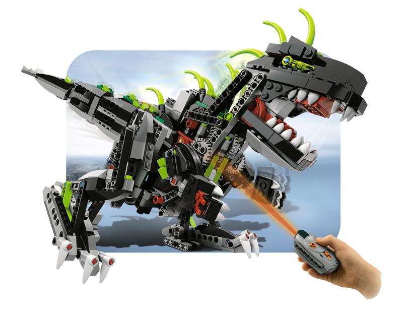 乐高 恐龙怪兽4958-玩具-卓越亚马逊