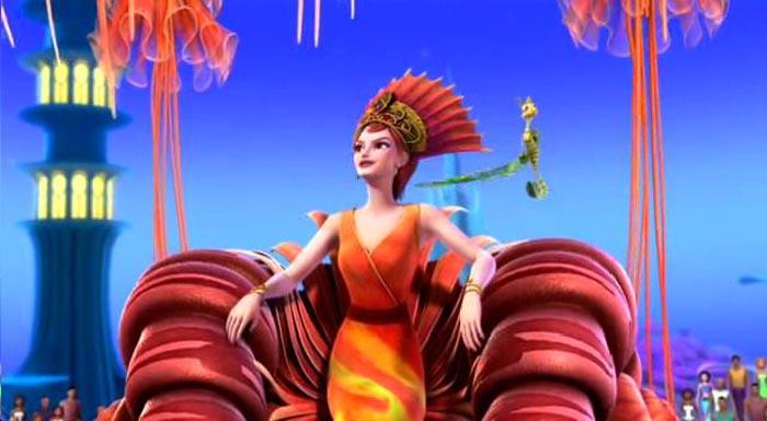 芭比彩虹仙子之人鱼公主 dvd9高清图片
