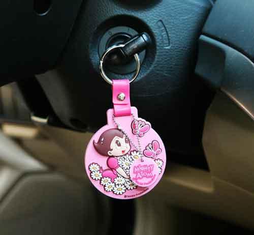 铁臂阿童木 汽车钥匙扣 YSQ 04高清图片