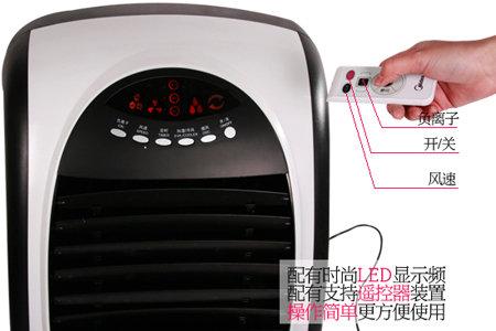 美的单冷蒸发式冷风扇ac200-f