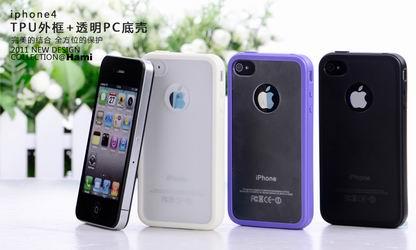 iphone4保护壳*1