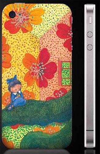 苹果iphone4超薄手绘漫画彩壳