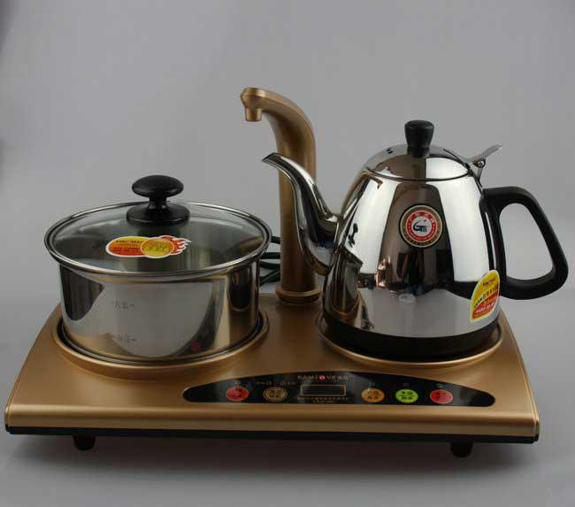 金灶茶壶电热水壶批发茶壶热水壶 自吸电热水壶 控温电水壶g-303图片