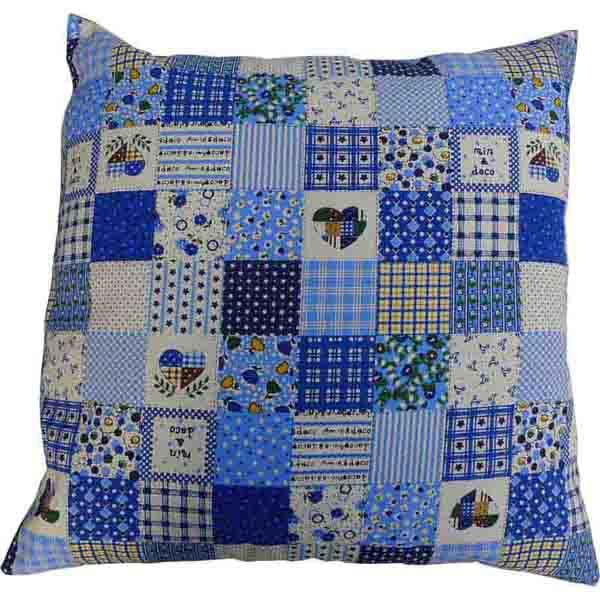 窗帘布批发网蓝色藤条欧式风格