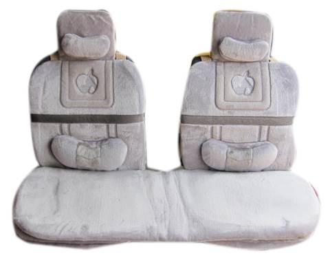 鑫宇坐垫最新款高档毛绒座垫冬季坐垫全车份苹果图案zt-1209(保暖透气