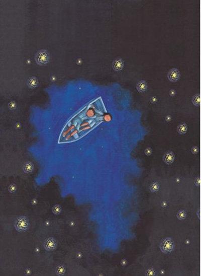 ipadair2个性高清壁纸星空