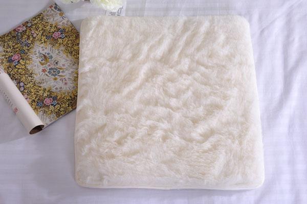 城市佰色 纯羊毛坐垫4个装 ¥79.99元(已结束)