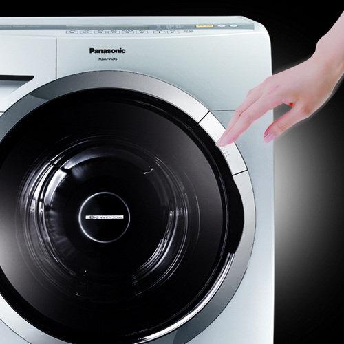panasonic松下洗衣机5.2kg滚筒大视窗系列xqg52-v52xs