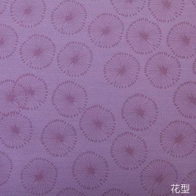 紫色欧式墙布