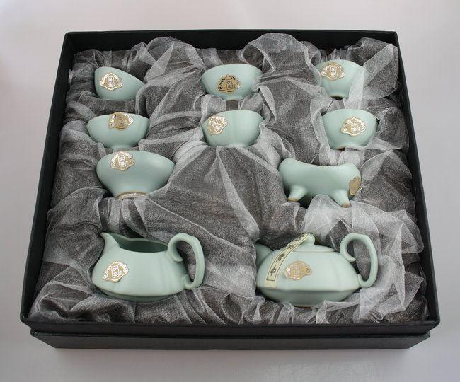 浮雕刻茶盘图片欣赏