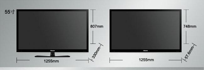 基本信息商品尺寸:126 x 86.5 x 15.5 cm商品重量:27 Kg发货重量:27 KgASIN:B007IEEV56型号:LED50K320DX3D商品描述Hisense 海信 LED50K320DX3D (50英寸全能3D液晶电视 新品首发,3D+绚丽显示!含价值1000元精美3D眼镜2副,超强网络,纤薄机身,极窄边框!内置底座) 黑色   新品首发,全能3D+绚丽完美显示!