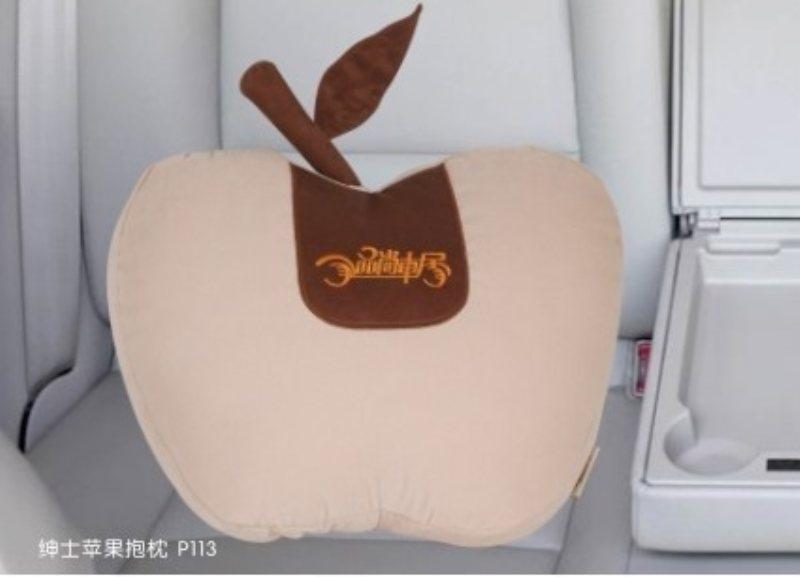 品尚车居 绅士苹果抱枕 汽车用品 夏季 汽车内饰 p113