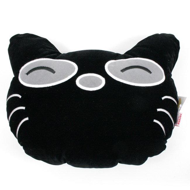 黑色卡通猫图片大全