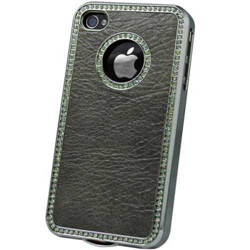 橄榄iphone4/4s保护套-熠熠生辉gl-li002cs(灰色)