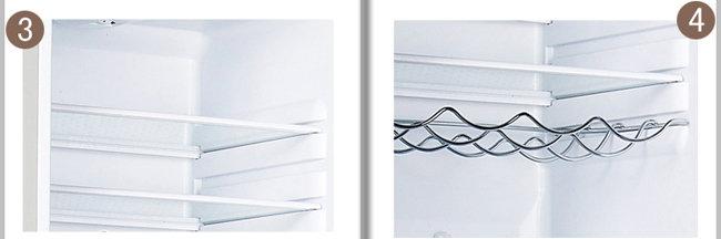冰箱的全部管路结构图