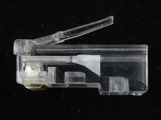 网线水晶头t568b接法