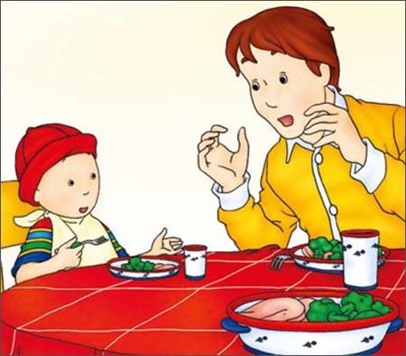 小快活卡由•幼儿逆反期行为管理贴心故事