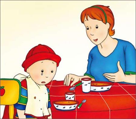 回至 小快活卡由幼儿逆反期行为管理贴心故事:我不想吃饭(双故事版)图片