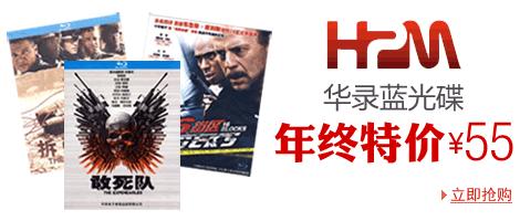 华录蓝光碟特价¥55