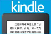 Kindle促销