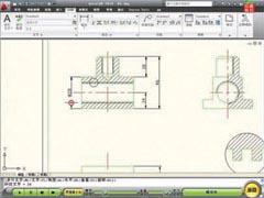 autocad2010机械制图精华案例(2dvd-r)图片