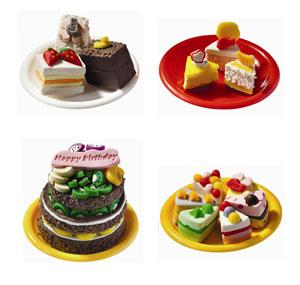 艺智宝 彩泥过家家系列 超可爱的小蛋糕 主力装 90333