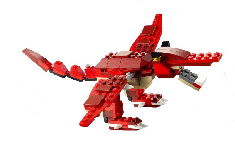 LEGO 乐高 蛇年限量版 L10250