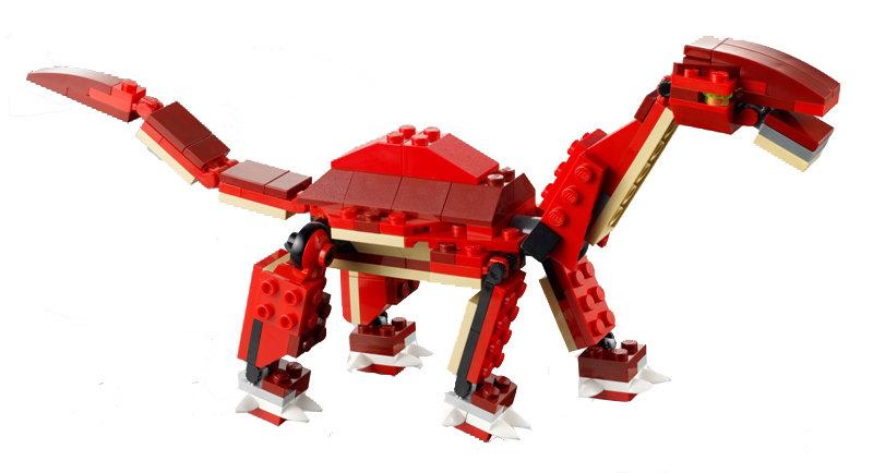 LEGO 乐高 创意百变组系列 L10250