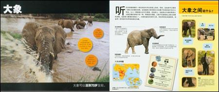国家地理学会:非洲动物跳出来