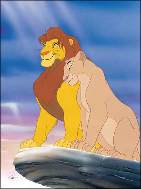 迪士尼双语电影故事•经典珍藏:狮子王