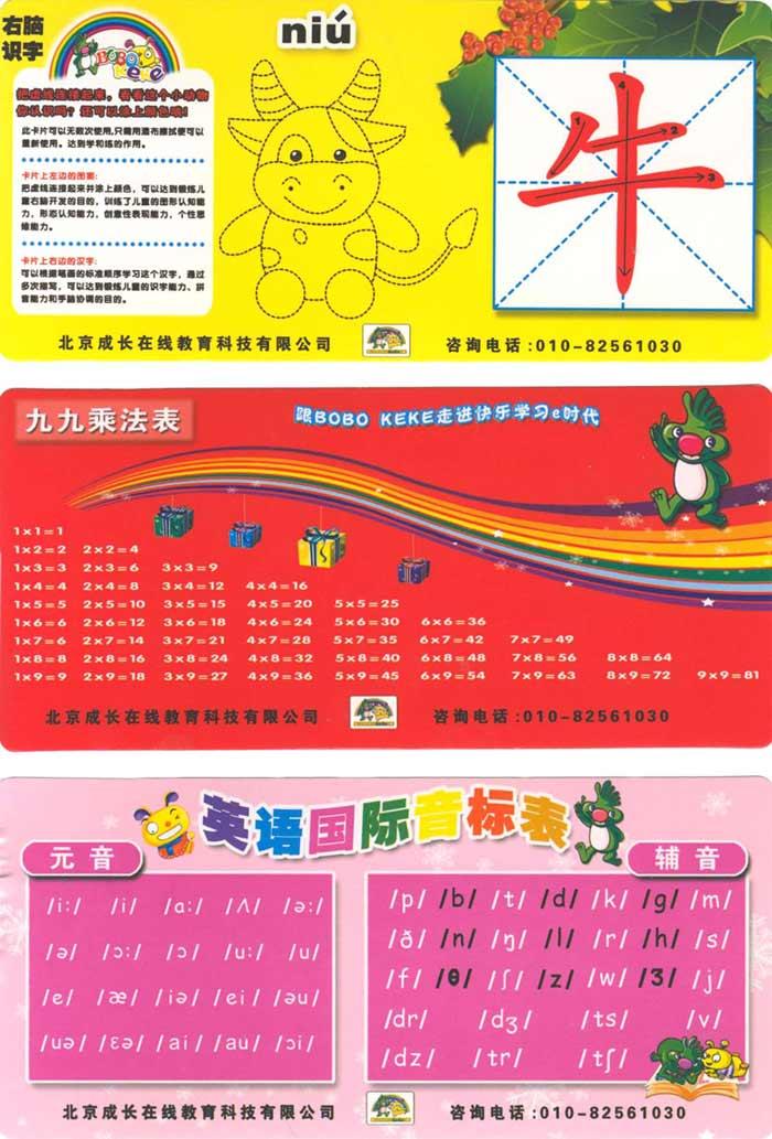神奇魔法数学世界3-5岁小班:动物村 (vcd)