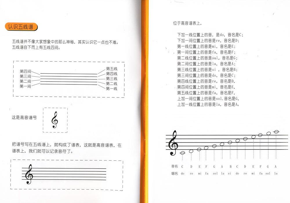 无师自通成人电子琴快速入门(1vcd 书)图片