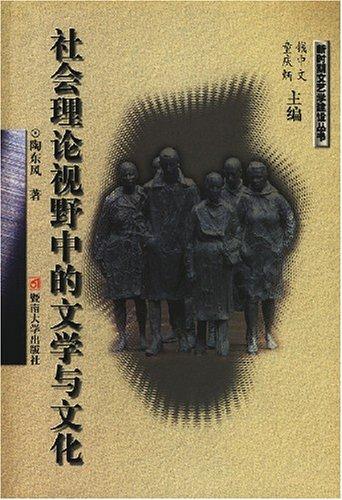 商城正版 社会理论视野中的文学与文化 陶东风